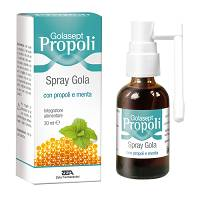 GOLASEPT SPRAY GOLA ADULT 30ML