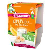MERENDA BANANA/YOGURT 2x120g