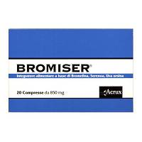 BROMISER 20 CPR 850MG