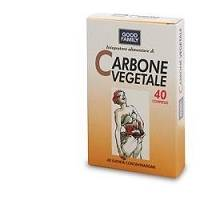 CARBONE VEGETALE  20cpr