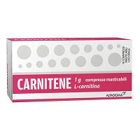 Carnitene 1 g 10 Cpr