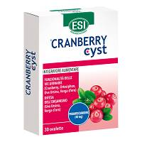 CRANBERRY CYST 30 OVALETTE