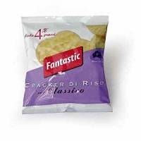 FANTASTIC FOOD Mini Cracker di Riso Gusto 'Classico'