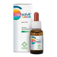 NAUSOLVIT JUNIOR Gocce 20 ml