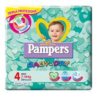 PAMPERS BABY DRY MAXI PB 26PZ