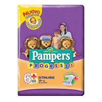 PAMPERS Progressi Playtime XL 18 pezzi