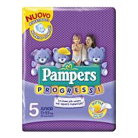 PAMPERS Progressi Premiums 20 pezzi