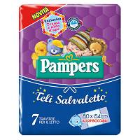 PAMPERS TRAVERSA SALVALETTO 7P