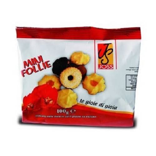 JOSS Mini Follie Senza Glutine 100 g