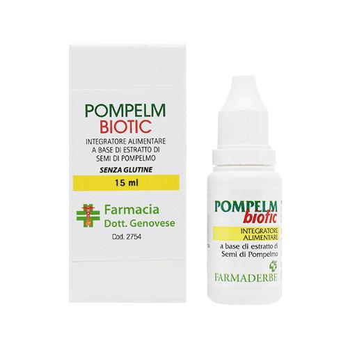 POMPELMBIOTIC Gocce 15 ml